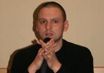 Удальцова не выпустили из России на Украину
