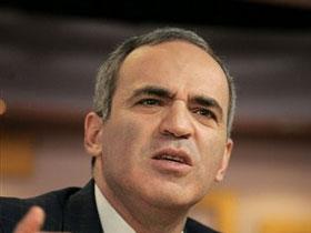 Гарри Каспаров избит при задержании у Хамовнического суда