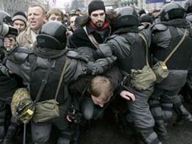 """По результатам """"Митинга несогласных"""" 31 октября на Триумфальной площади задержано 70 активистов"""