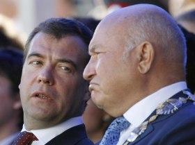 Юрий Лужков был уволен с позиции мэра Москвы в связи с потерей доверия Медведевым