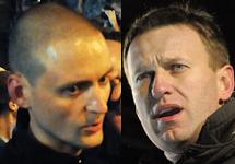 Amnesty International признала Навального и Удальцова узниками совести