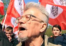 Лимонов обжаловал в КС закон о митингах