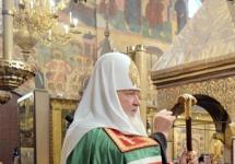 ВЦИОМ: Треть россиян не знает имени патриарха