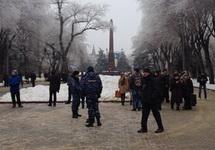 В Волгограде разогнали сход националистов