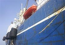 Военные Сенегала задержали российское рыболовное судно