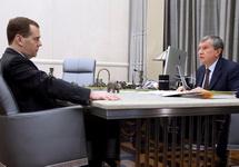 Сечин просит государственной поддержки для «Роснефти» из-за санкций