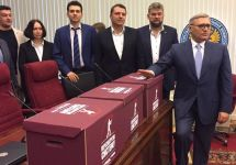 Партия ПАРНАС подала в Верховный суд иск об отмене результатов выборов в Госдуму