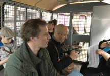 У здания Госдумы задержаны протестующие против закона о реновации
