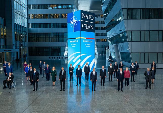 Лидеры стран НАТО: Российская угроза растет