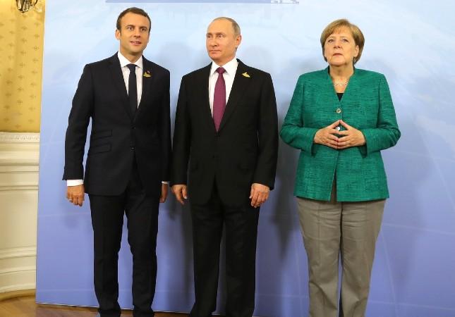 Лидеры стран ЕС отказались от встречи с Путиным