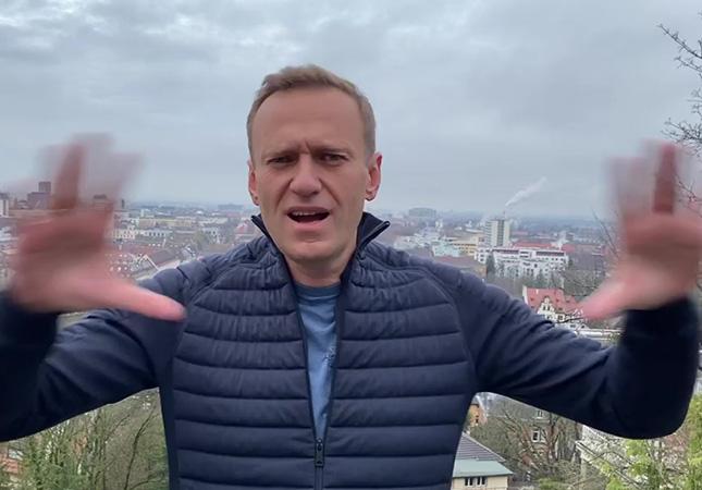 Навальный призвал Запад бороться с российскими коррупционерами