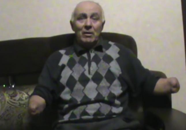 В Нальчике безрукого активиста признали виновным в нападении на полицейского